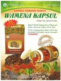 Sarang Semut Kapsul ( Wamena Kapsul )