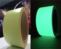 Sticker Fosfor ( GLow Tape )  Glow in The Dark - Uk 5 cm x 10 mtr