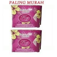 Termurah ! Avail Night Use Pink - Pembalut Herbal Malam / Avail Pink M