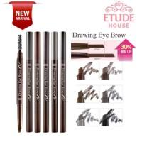 Etude House Drawing Eye Brow AD New Original (Pensil + Sikat Alis)