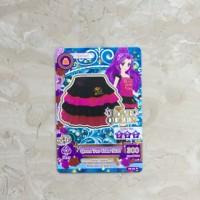 Aikatsu card kartu mainan game toy arcade perempuan anime