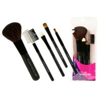 KLEANCOLOR 5 PIECES TRAVEL BRUSH SET