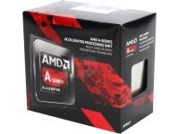 AMD A8-7650K with AMD quiet cooler Quad-Core Socket FM2+ 95W AD765KXBJ