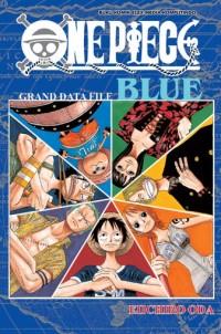 Komik : One Piece Blue Grand Data ( Eiichiro Oda )
