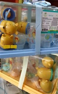 Paket Rak Botol Susu Disney