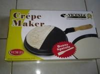 Vicenza Crepe / Crepes Maker / Wajan kwalik VCM-21
