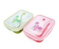 Tempat Makan Anak Sekat 4in1/Lunch Box 4in1/Microwave/BOXES