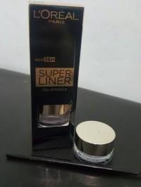 loreal paris super liner eyeliner gel