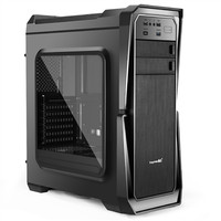 SEGOTEP GAMING CASE GANK-II  Side Window - Include Front Led
