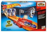Hot Wheels Super Launch Speed Trackset