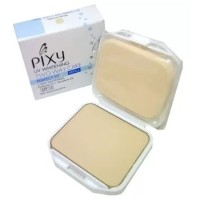 Bedak Pixy UV Whitening Two Way Cake Refill Asli 100%