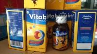 Vitabumin - Madu anak+ Albumin + Pegagan - Nutrisi tumbuh kembang anak