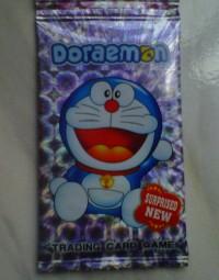 Mainan Trading Card Game Doraemon