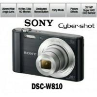 Sony DSC-W810 Garansi Resmi Sony / Sony W 810