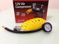 Air Compressor alat pompa tekanan angin untuk ban mobil