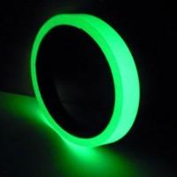 10 Meter Glow tape Selotip Glow In The Dark Sticker berpendar nyala
