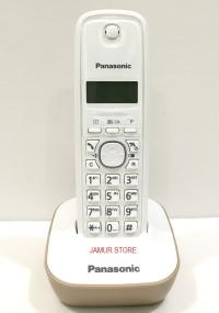Telepon Wireless Cordless Phone Panasonic KX-TG1611 - Gold