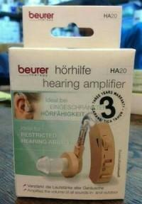 Hearing Aid Beurer HA 20