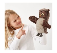 IKEA VANDRING UGGLA - Mainan Boneka Burung Hantu