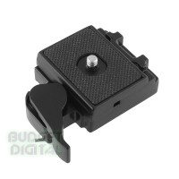 Quick Release Adapter For Camera DSLR with 200PL-14 QR Plate