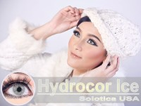 ORIGINAL Softlens Avenue Solotica Hydrocor Ice (Gray  Abu-abu)