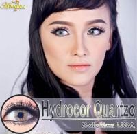 ORIGINAL Softlens Avenue Solotica Hydrocor Quartzo (GrayGreen  Abu Keh