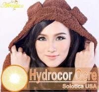 ORIGINAL Softlens Avenue Solotica Hydrocor Ocre (Brown  Coklat)