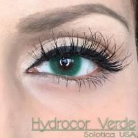 ORIGINAL Softlens Avenue Solotica Hydrocor Verde (Green  Hijau)