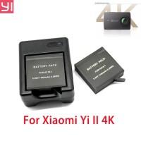 Xiaomi Yi 4K Double,Dual Desktop Baterai/Battery Charger