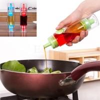 Botol 2 In 1 Tempat Kecap Sauce Oil Generasi Dua Saos Bumbu