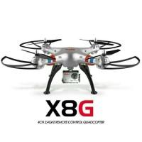 baru Drone canggih indonesia quadcopter Syma X8G 8MP HD Camera Gopro