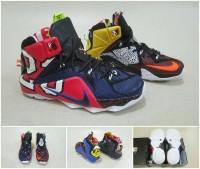 sepatu basket nike lebron 12 what the lebron