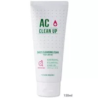 ETUDE AC CLEAN UP Daily Cleansing Foam