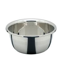 Shuma Baskom Mixing Bowl 26 Cm Stainless Steel