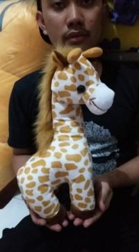 Boneka Jerapah