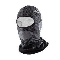 Balaclava Full SIX2 DBX Black Carbon