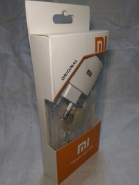 Travel Charger USB 2,1 Ampere Logo XIAOMI