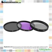 Filter Kit (ND, CPL, FLD) 52mm