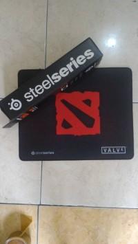 mousepad gaming steelseries ukuran besar / big 43x34 cm