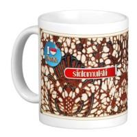 Batik Sidomukti - Mug Souvenir