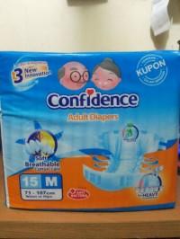 Confidence M15