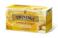 Twinings Lemon & Ginger Sachet 50gr - Teh Lemon Jahe Import