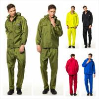 Jas Hujan / Raincoat ACOLD S - XS Best Quality Mirip Eiger & Doqment