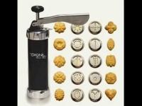 Oxone Cetakan Kue / Biskuit Maker OX-322