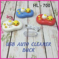 Usb auto Cleaner softlens alat pencuci softlens DUCK