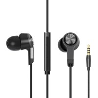 Xiaomi New Mi In Ear - 3rd gen - Space Grey - Original
