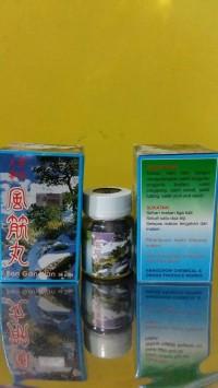 Fon Gan Wan / obat kebas kaki dan tangan, sakit sendi, dll