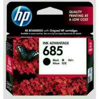 TINTA HP-685 BLACK ORIGINAL NEW