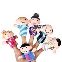 boneka jari keluarga