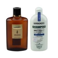 Paket KAMINOMOTO Hair Growth Accelerator + Shampoo